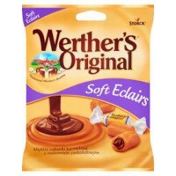 Soft Eclairs Miękkie cukierki karmelowe z nadzieniem...