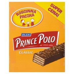 Prince Polo Classic Kruche wafelki z kremem kakaowym...