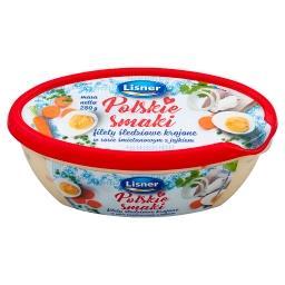 Polskie Smaki Filety śledziowe krojone w sosie śmiet...