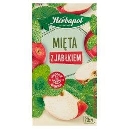 Herbatka ziołowo-owocowa mięta z jabłkiem 30 g (20 x...