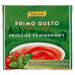 Przecier pomidorowy śródziemnomorski