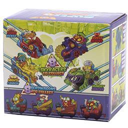 SuperZings Dual Box Dwie Figurki i Dwa Pojazdy Seria...
