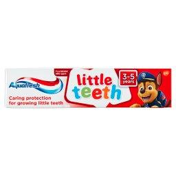 Little Teeth Pasta do zębów z fluorkiem 3-4 lat