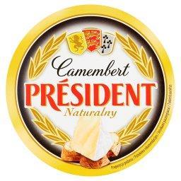 Camembert naturalny Ser pełnotłusty