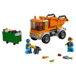 City Great Vehicles Śmieciarka 60220