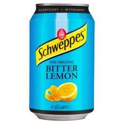 Bitter Lemon Napój gazowany o smaku cytrynowym