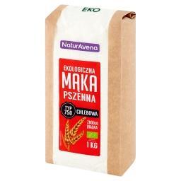Ekologiczna mąka pszenna chlebowa typ 750