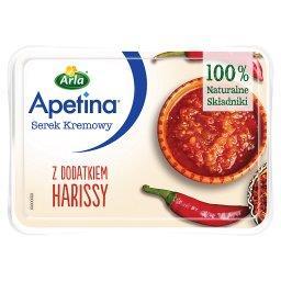 Apetina Serek kremowy z dodatkiem harissy 125 g