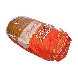 Chleb kujawski na naturalnym zakwasie krojony