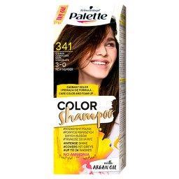 Color Shampoo Farba do włosów ciemna czekolada 341 (3-0)