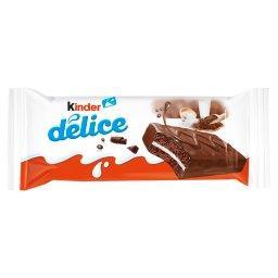 Délice Kakaowy biszkopt z mlecznym nadzieniem