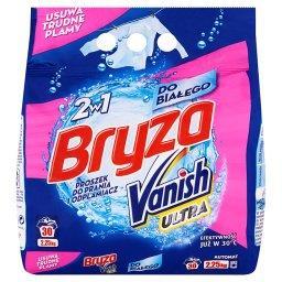 Vanish Ultra 2w1 do białego Proszek do prania i odpl...