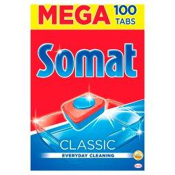 Classic Tabletki do mycia naczyń w zmywarkach  (100 ...