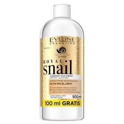 Royal Snail Intensywnie regenerujący płyn micelarny ...