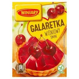 Galaretka wiśniowy smak
