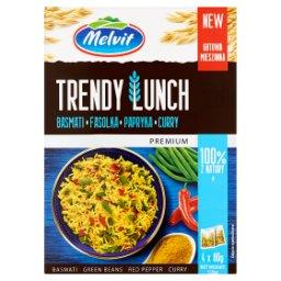 Premium Trendy Lunch basmati fasolka papryka curry 3...