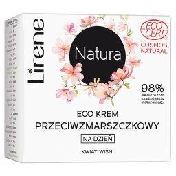 Natura Eco krem przeciwzmarszczkowy na dzień kwiat w...