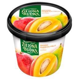 Sorbet mango-marakuja