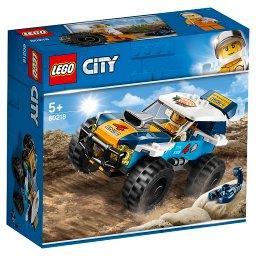 City Great Vehicles Pustynna wyścigówka 60218