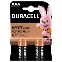 Alkaliczne baterie AAA