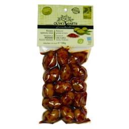 Oliwki zielone z chilli (z pestką) 100g