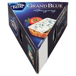 NaTurek Grand Blue Ser z niebieską pleśnią intensywn...