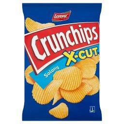 X-Cut Chipsy ziemniaczane solone