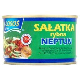 Sałatka rybna Neptun