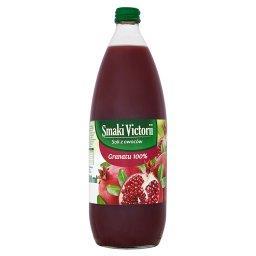 Smaki Victorii Sok z owoców granatu 100%
