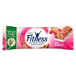 Fitness Red Berries Batonik zbożowy