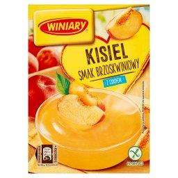 Kisiel z cukrem smak brzoskwiniowy