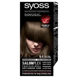 SalonPlex Farba do włosów Jasny brąz 5-1