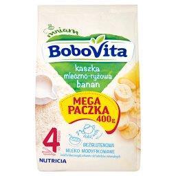 Kaszka mleczno-ryżowa banan po 4 miesiącu