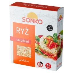 Ryż parboiled 400 g (4 x )