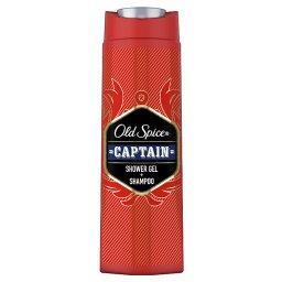 Captain Żel pod prysznic iszampon dla mężczyzn 400...
