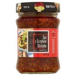 Sos z grzybów Shiitake