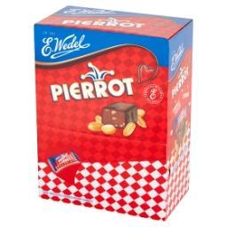 Pierrot Cukierki orzechowe arachidowe w czekoladzie deserowej