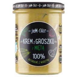 Jem Fair Krem z groszku z miętą