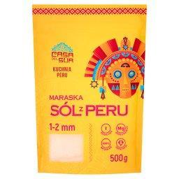 Maraska sól z Peru 1-2 mm