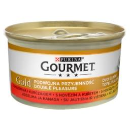 Gold Karma dla kotów podwójna przyjemność wołowina i...