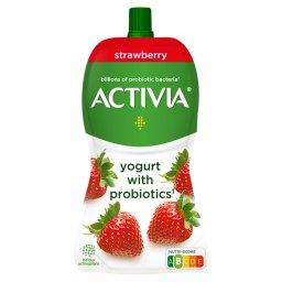 Activia Jogurt truskawkowy
