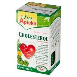 Suplement diety herbatka ziołowa cholesterol 40 g (2...
