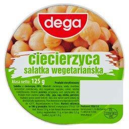 Ciecierzyca sałatka wegetariańska 125 g