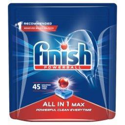 All in 1 Max Tabletki do mycia naczyń w zmywarce  (45 sztuk)
