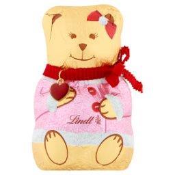 Teddy Girl z mlecznej czekolady