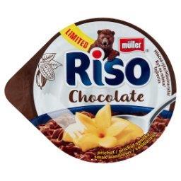 Riso Chocolate Ryż na mleku smak waniliowy