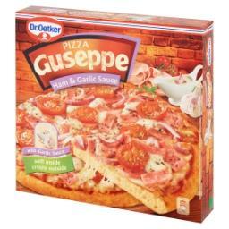 Guseppe Pizza z szynką i sosem czosnkowym