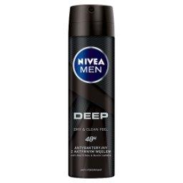 MEN Deep Antyperspirant w aerozolu