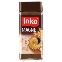 Rozpuszczalna kawa zbożowa wzbogacona w magnez