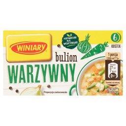 Bulion warzywny  (6 sztuk)
